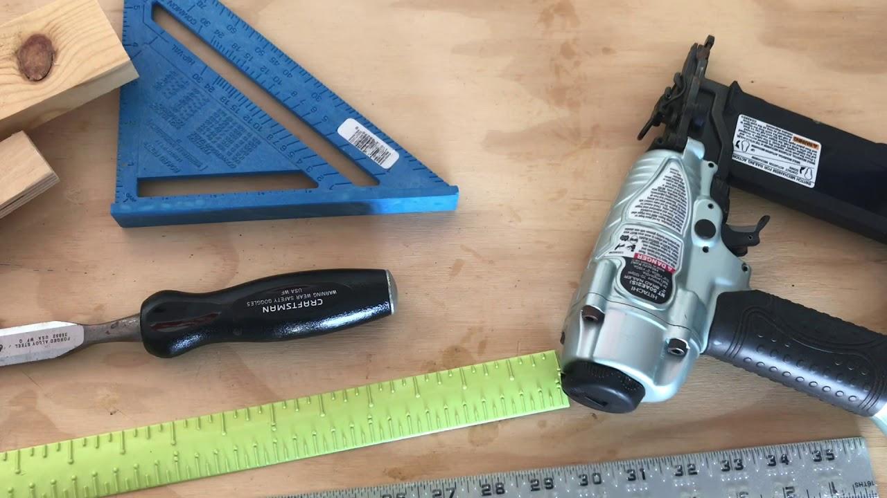 Patriot Blind Woodworking Hacks - Measuring
