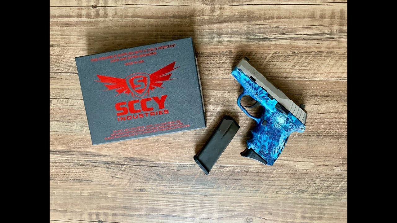SCCY CPX-2 9mm Review