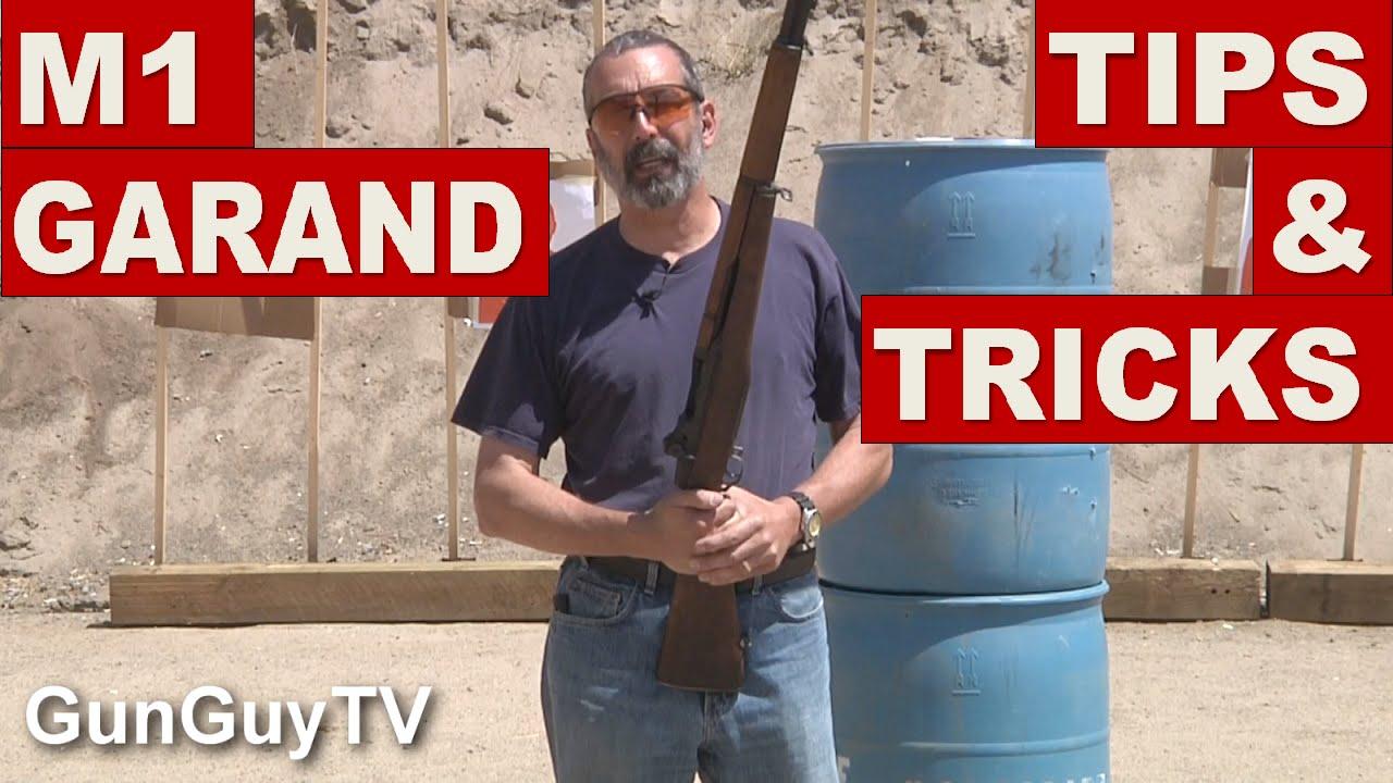 M1 Garand Tips and Tricks