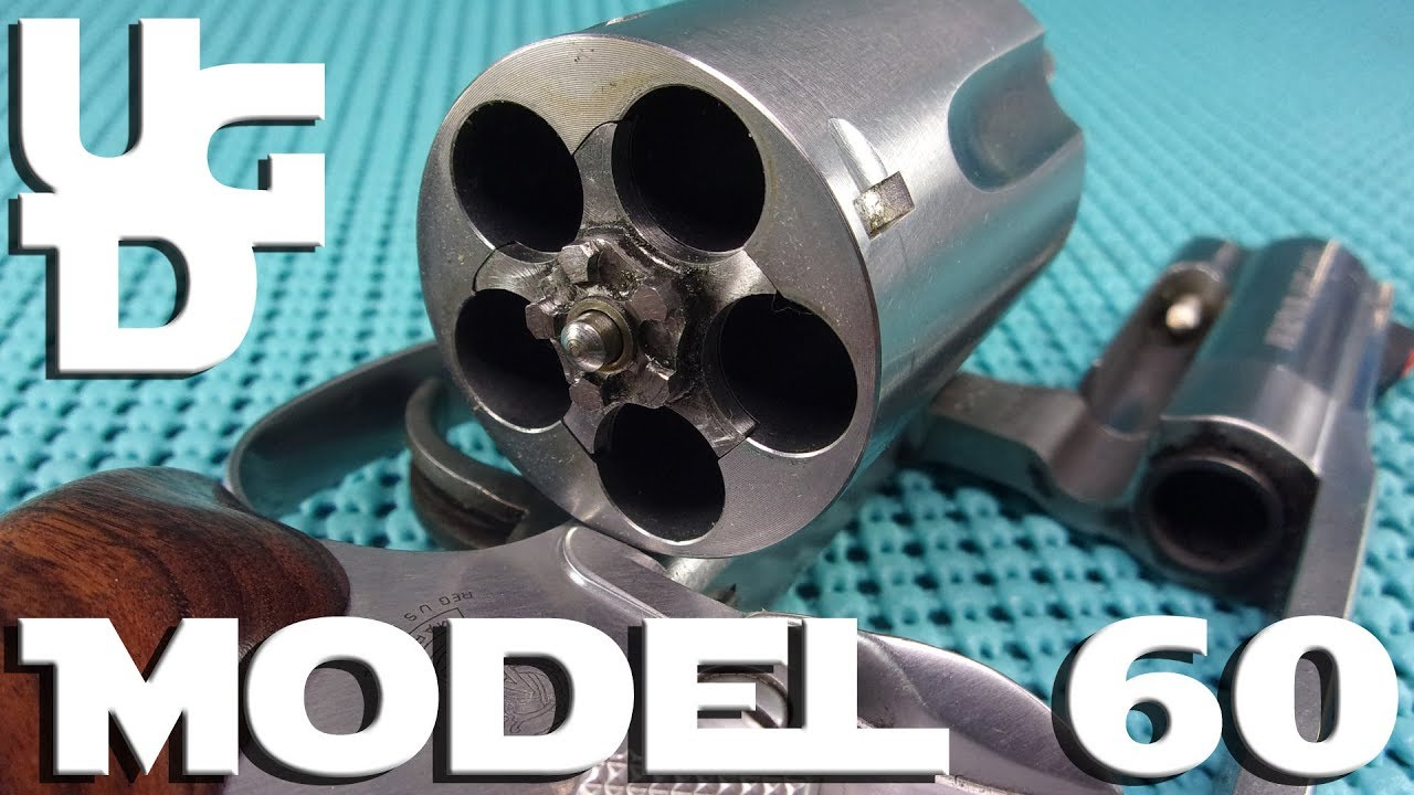 Smith & Wesson Model 60 Range Review, S&W 357 Goodness