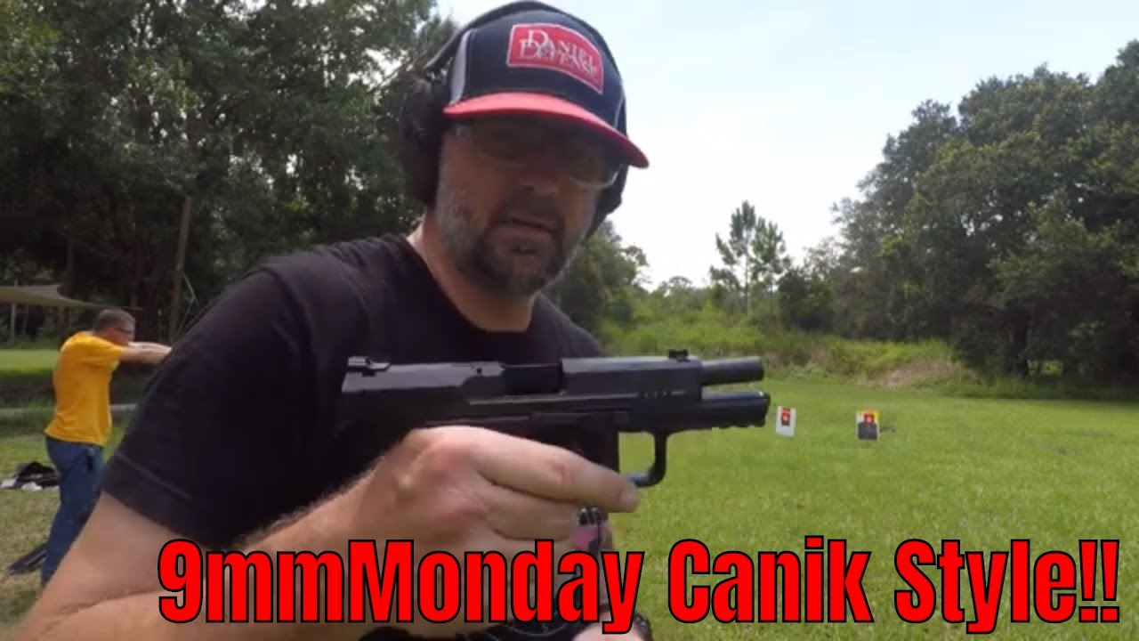 9mmMonday / Canik Style