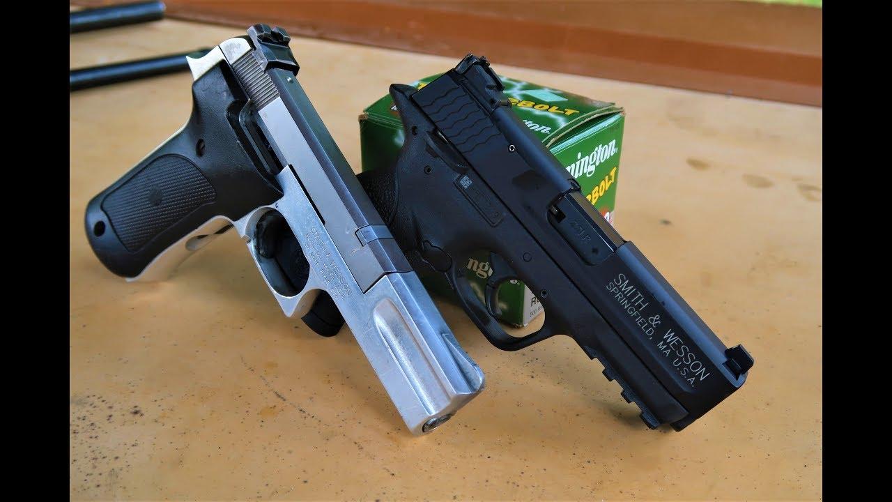 S&W 622 vs M&P 2 Compact - Best 22lr pistol?