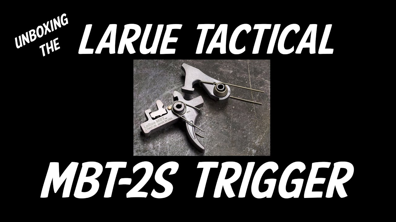 LaRue Tactical MBT-2S Two-Stage Trigger