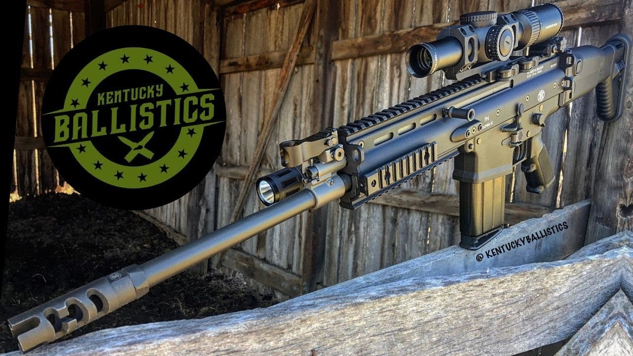 FN SCAR 17S 🔥