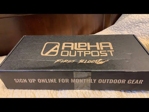 Alpha Outpost August 2019