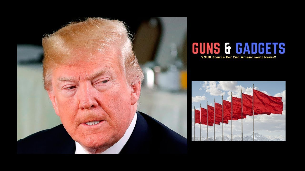 Trump Gun Control UPDATE