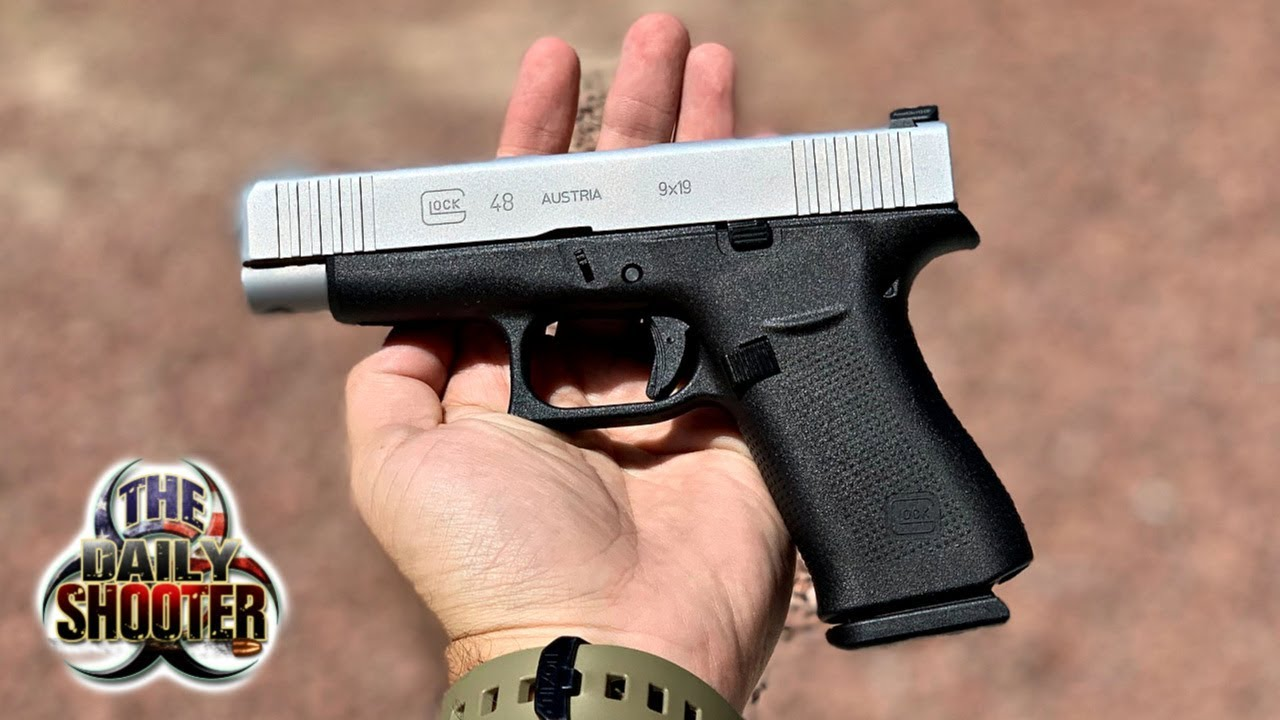 Glock 48 Review & Comparison with Glock 19