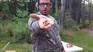 Shooting Rusty Steel-Case Ammo