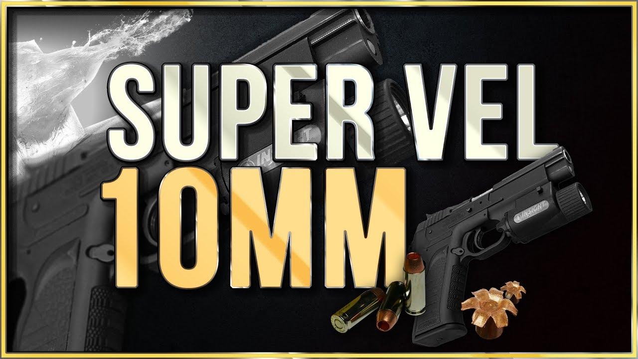 Best Millimeter Solid Copper Super Performer? Super Vel 160gr SCHP