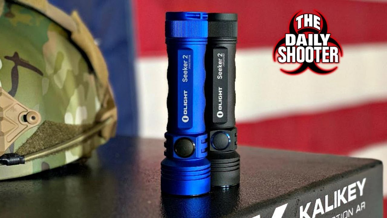 FLASH SALE! Olight Seeker 2 + Freebies & Limited Edition