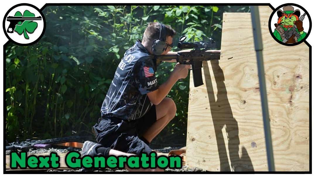 Nick Colombai Junior Competitor - Next Generation Podcast