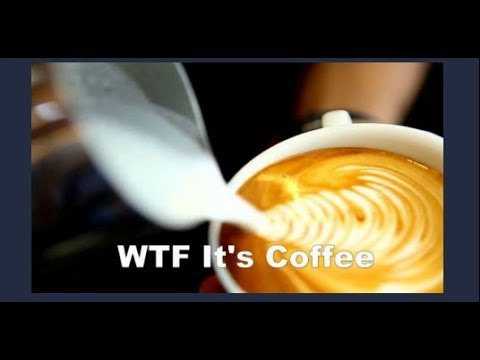 WTF It's Coffee in The Zone