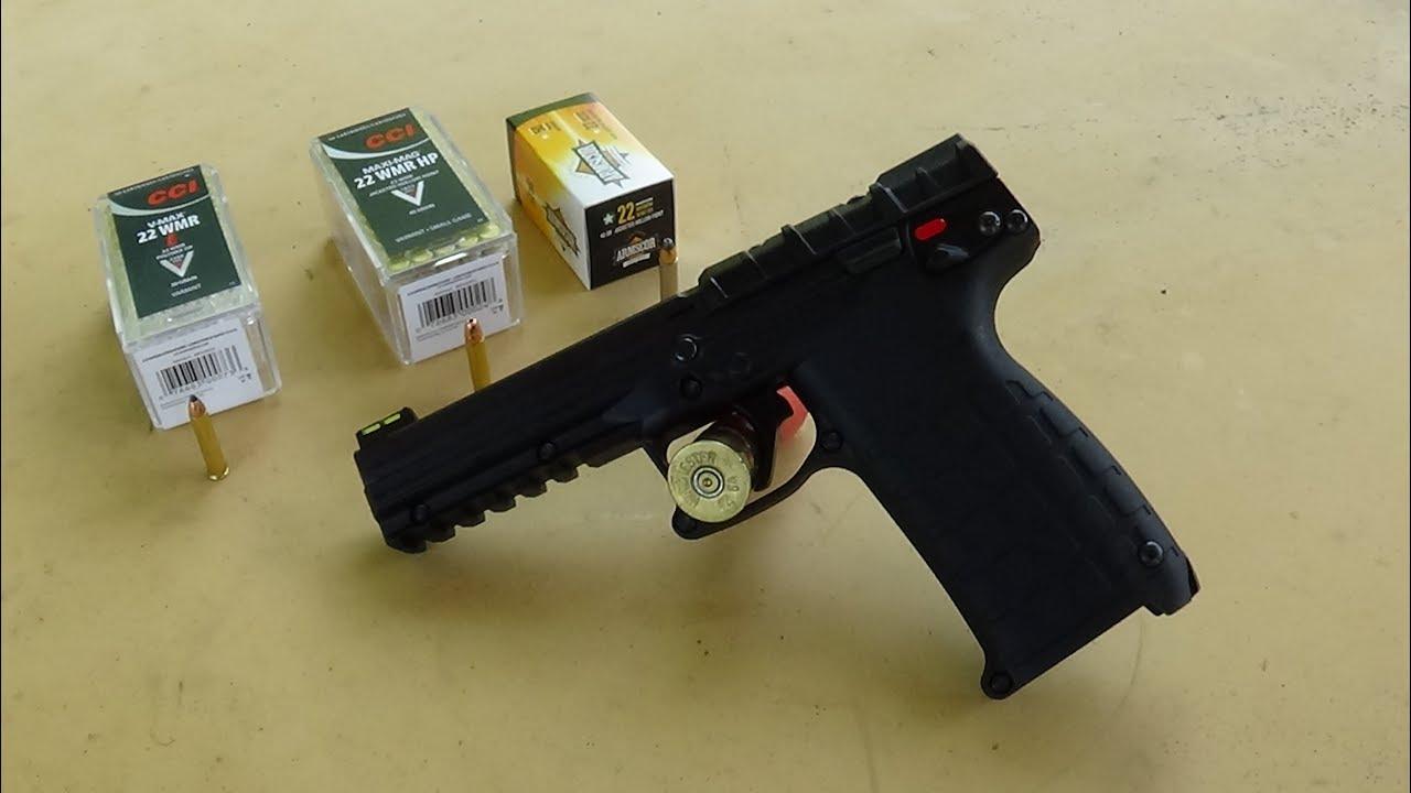 KelTec PMR30 Revisit & Ammo Test