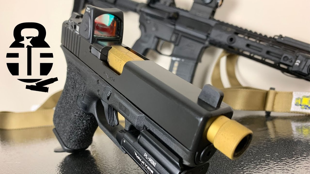 My Custom Glock 19 - One Year Later