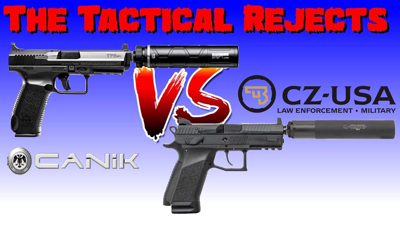 Affordable Offensive Handguns