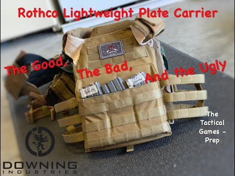 Rothco Lightweight Plate Carrier