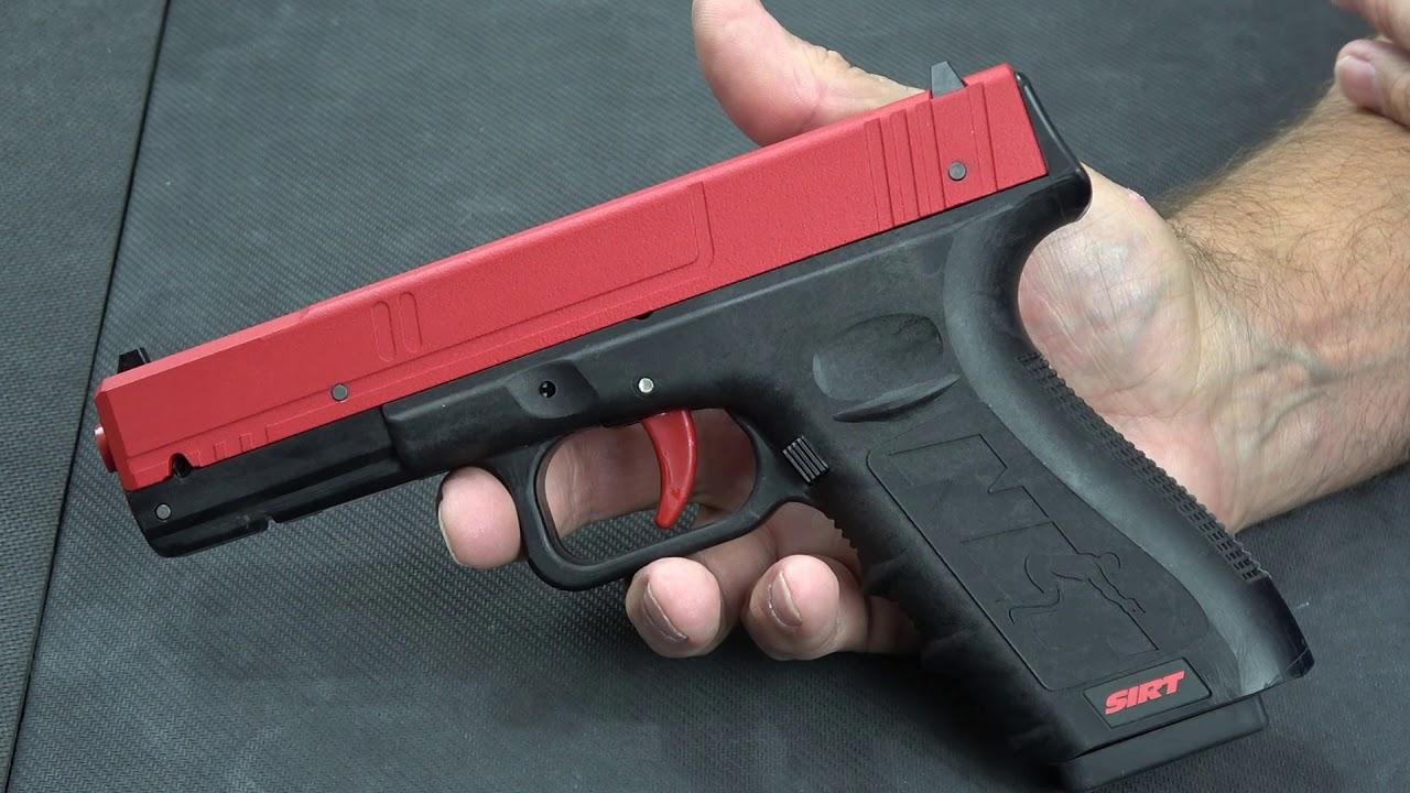 Revisiting the SIRT 110 training pistol