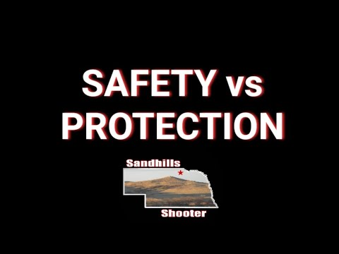 SAFETY vs PROTECTION