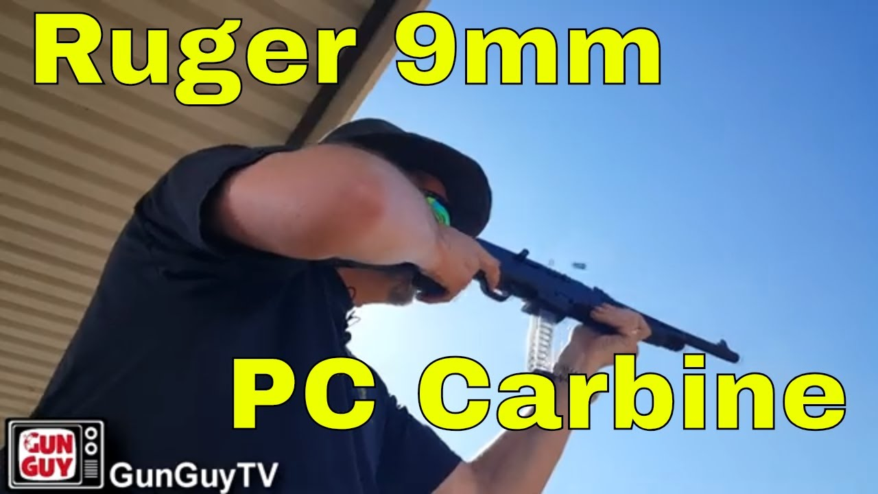 The Awesome Ruger PC Carbine - Outstanding!