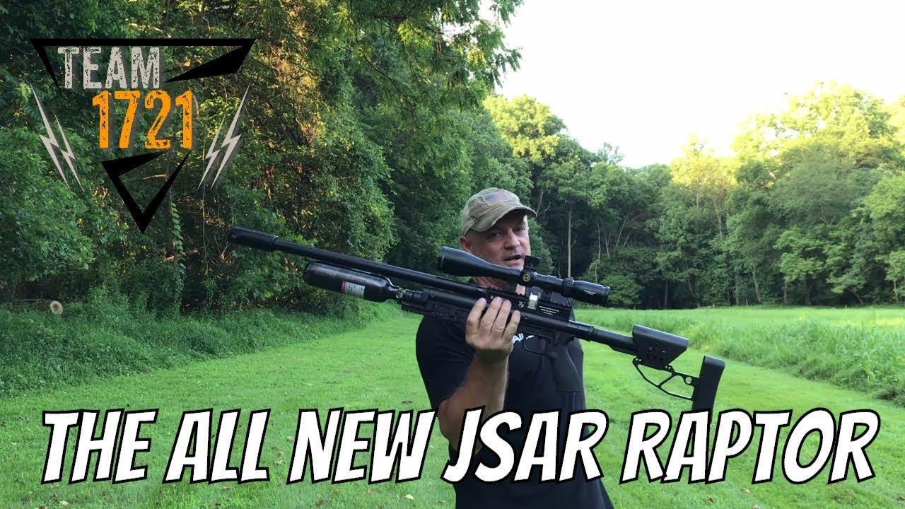 JSAR 30 cal Raptor   Longranger Challenge