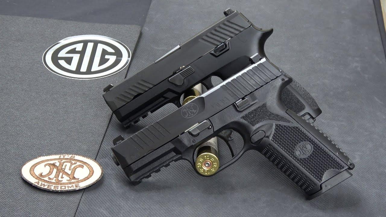FN 509 vs Sig P320