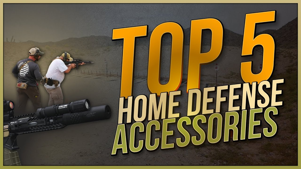 Top 5 AR Accessories You NEED for your Home Defense Carbine (Interview with Glen Stilson)
