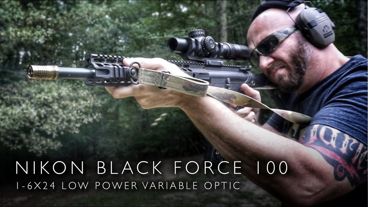 2019 Nikon Black Force 100