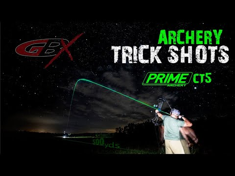 Archery Trick Shots with Prime CT5 | Gould Brothers