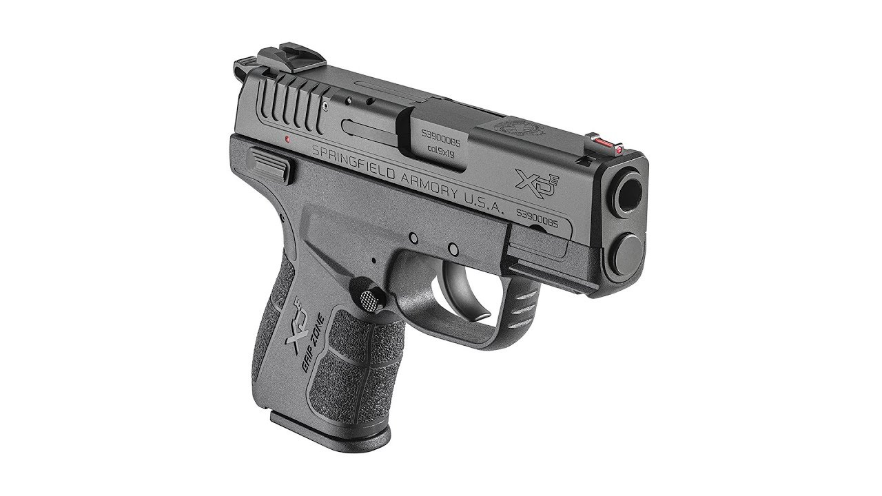 Double Strike Capability on the Springfield XDe