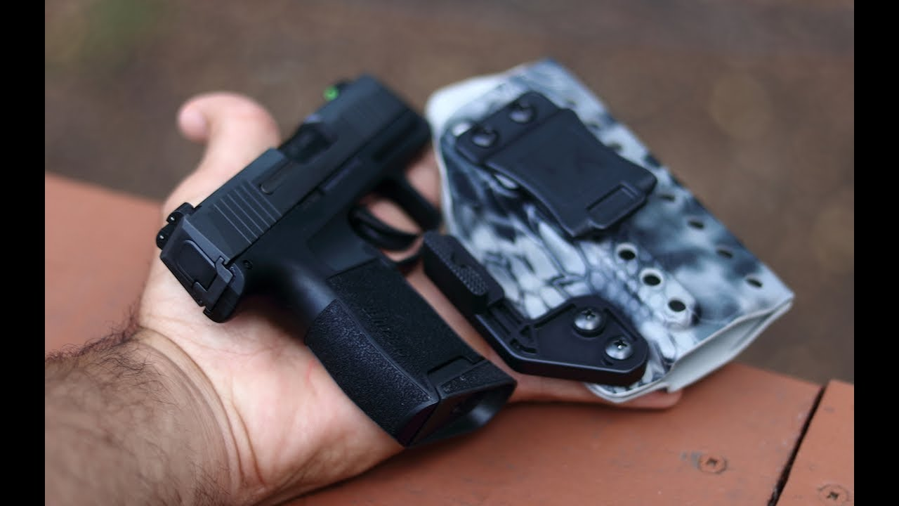 Kydex Holster For my Sig Sauer p365 | Harry's Holster