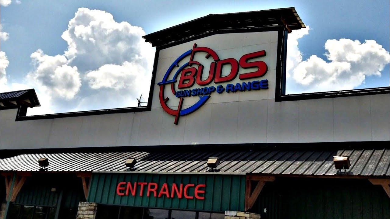 Buds Gun Shop Sevierville Tennessee