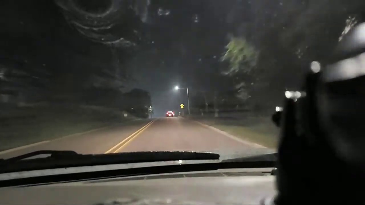 Late Night Drive And Chat