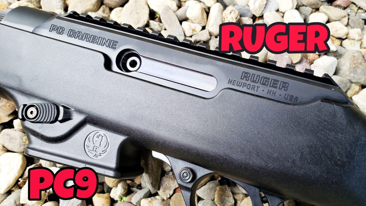 Ruger PCC: Something for everyone.