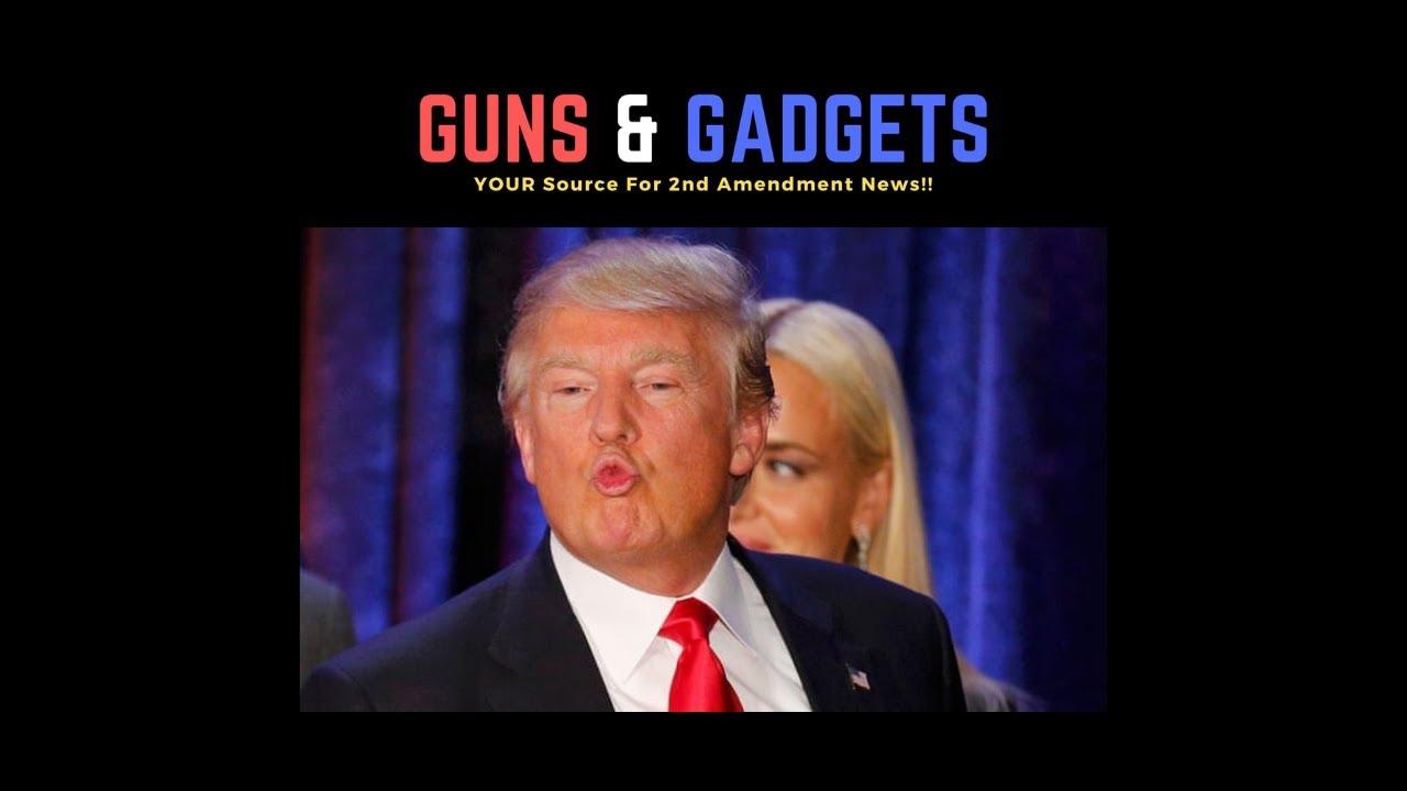 UPDATE: Trump Gun Control