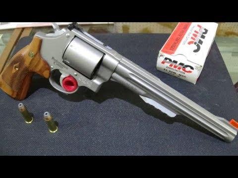 S&W 629 VS Ruger Redhawk 44 Mag