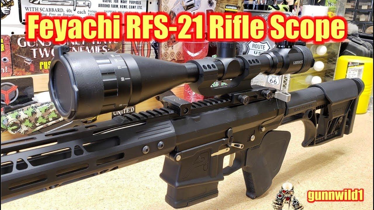 Feyachi RFS-21 Rifle Scope