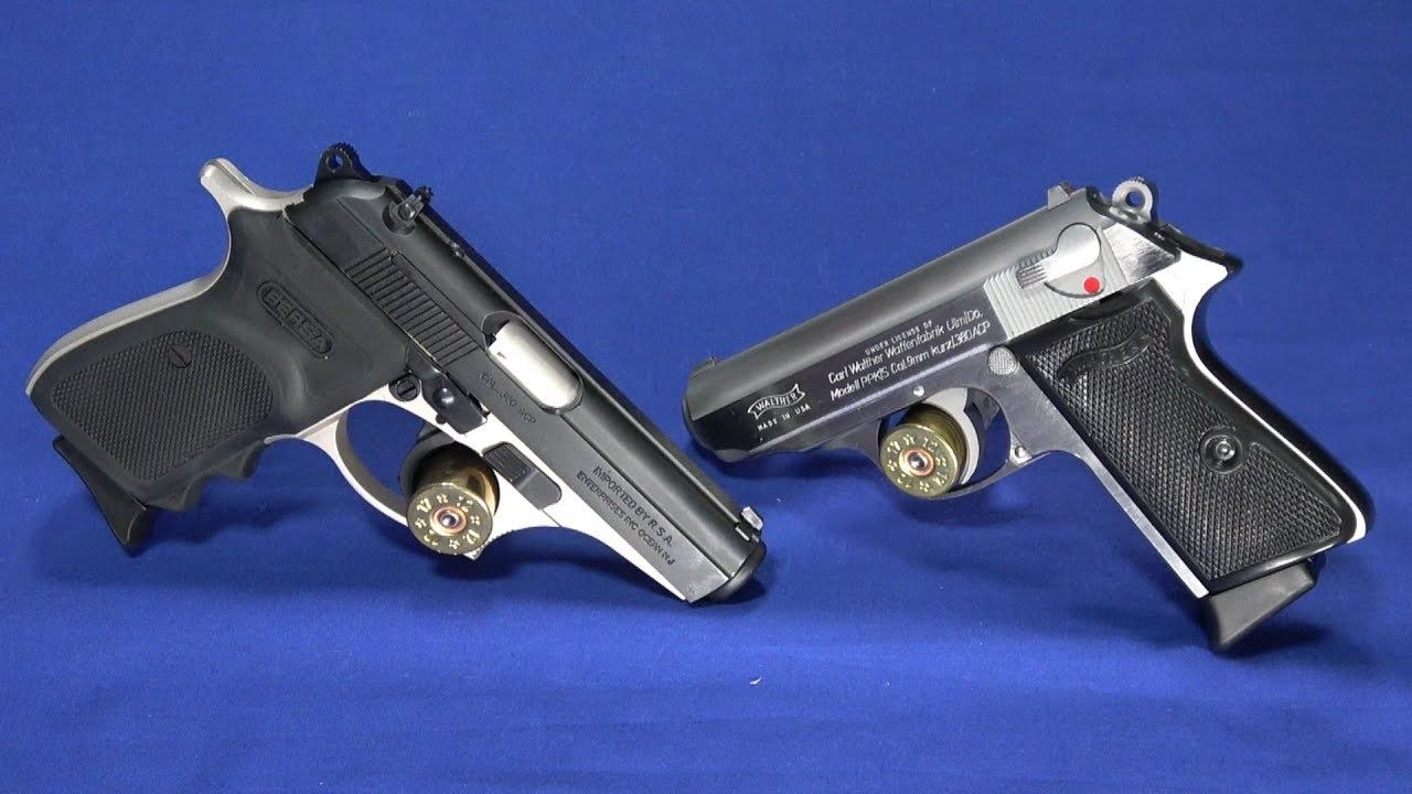 New Bersa Thunder 380 M8X Pistol Review