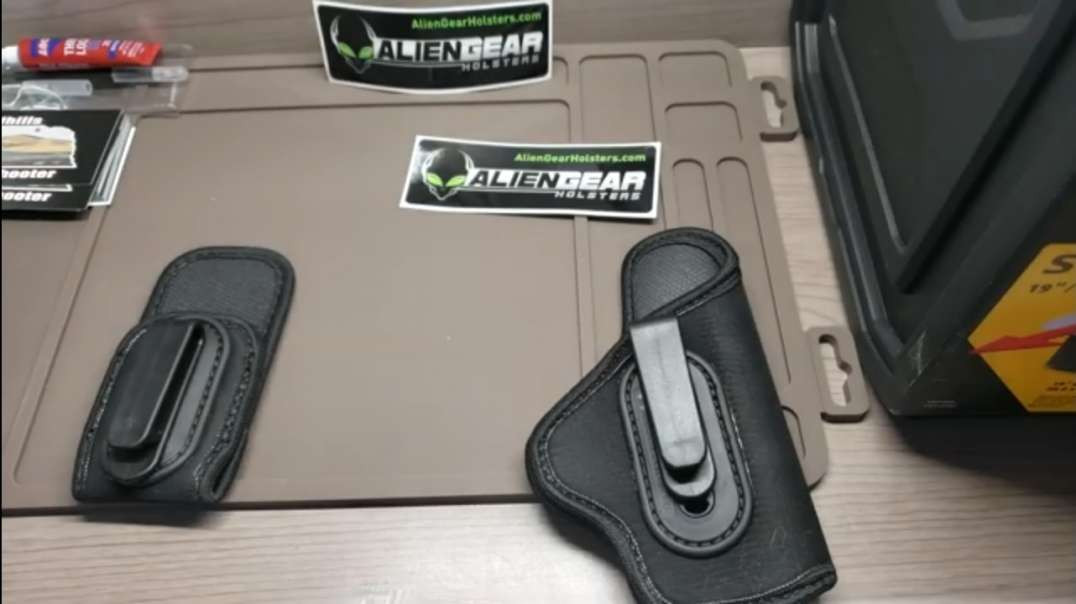 Alien Gear Grip Tuck Universal Holster And Magazine Holster