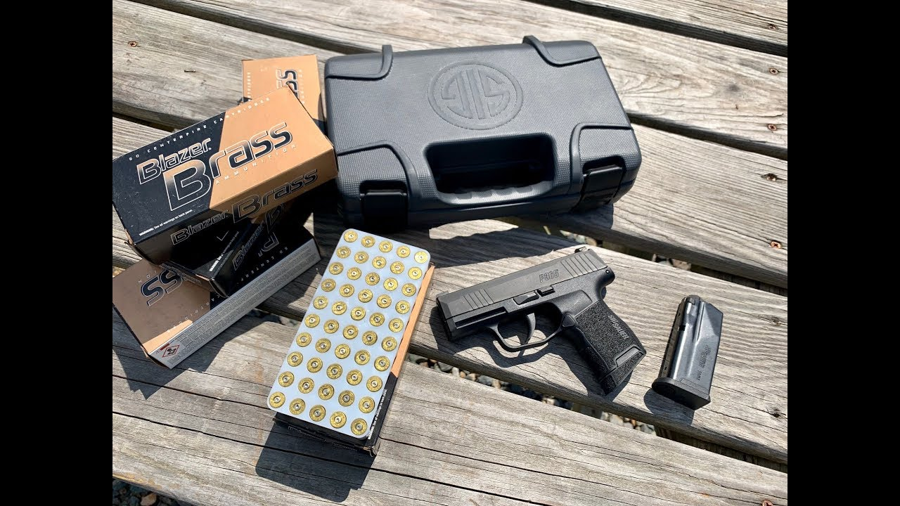 Sig Sauer P365 1000 Round Review