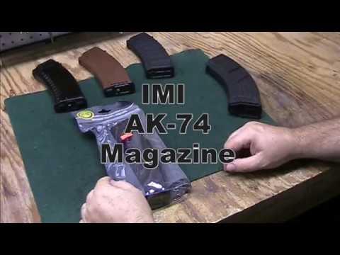 IMI AK 74 Magazine