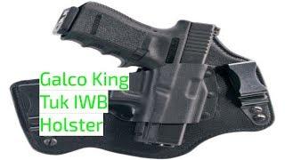Best Starter Holster  (Galco KingTuk IWB Holster) !!!!!!!!!!!!!!!!!!!!!!!!!