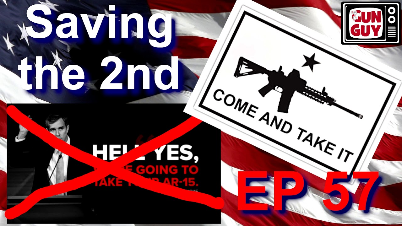 Shooting Straight to Save the 2nd - Audio Podcast Episode 57