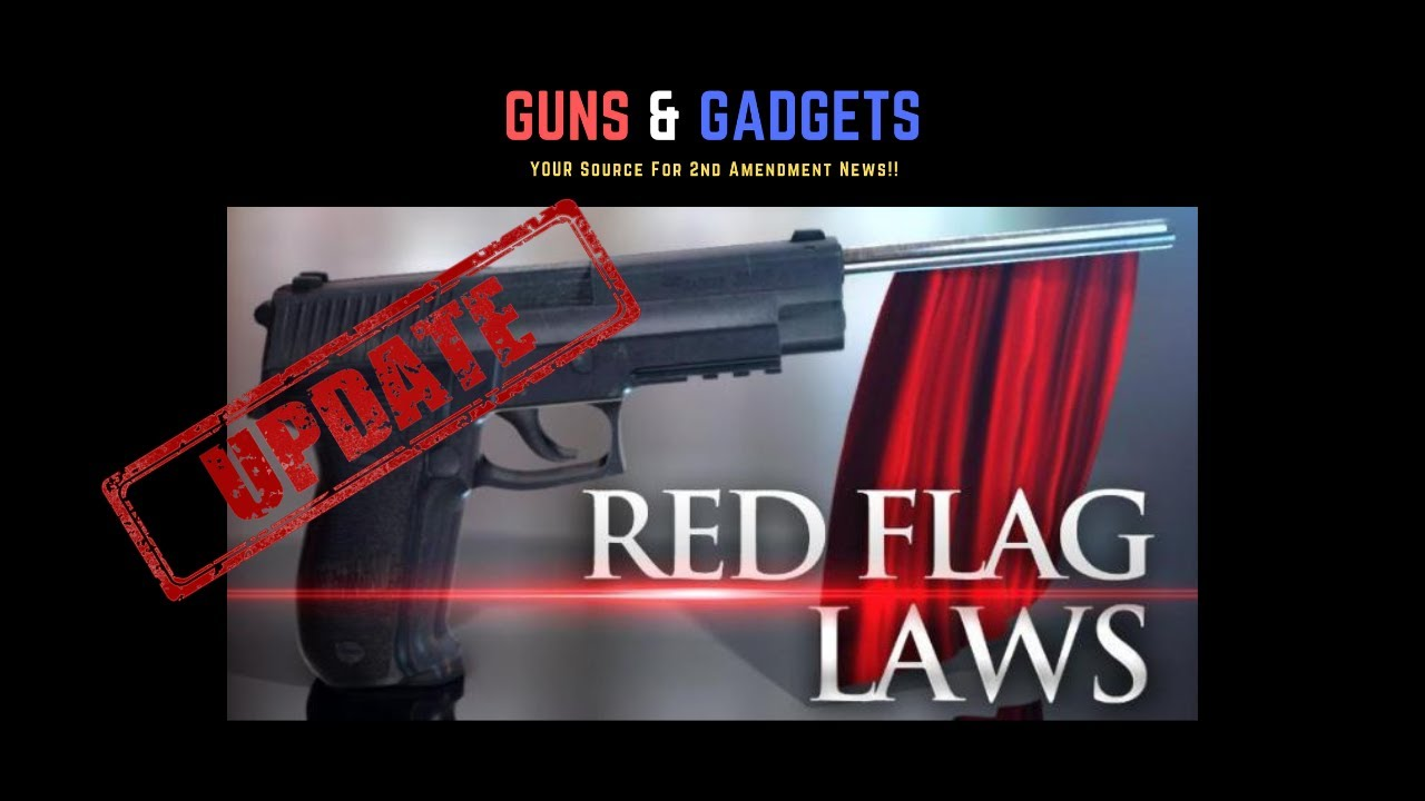 UPDATE on Federal Red Flag and Magazine Ban Bills