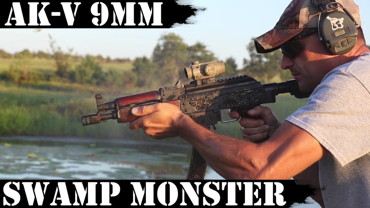 AKv 9mm Swamp Monster - 5000 Rounds Later!