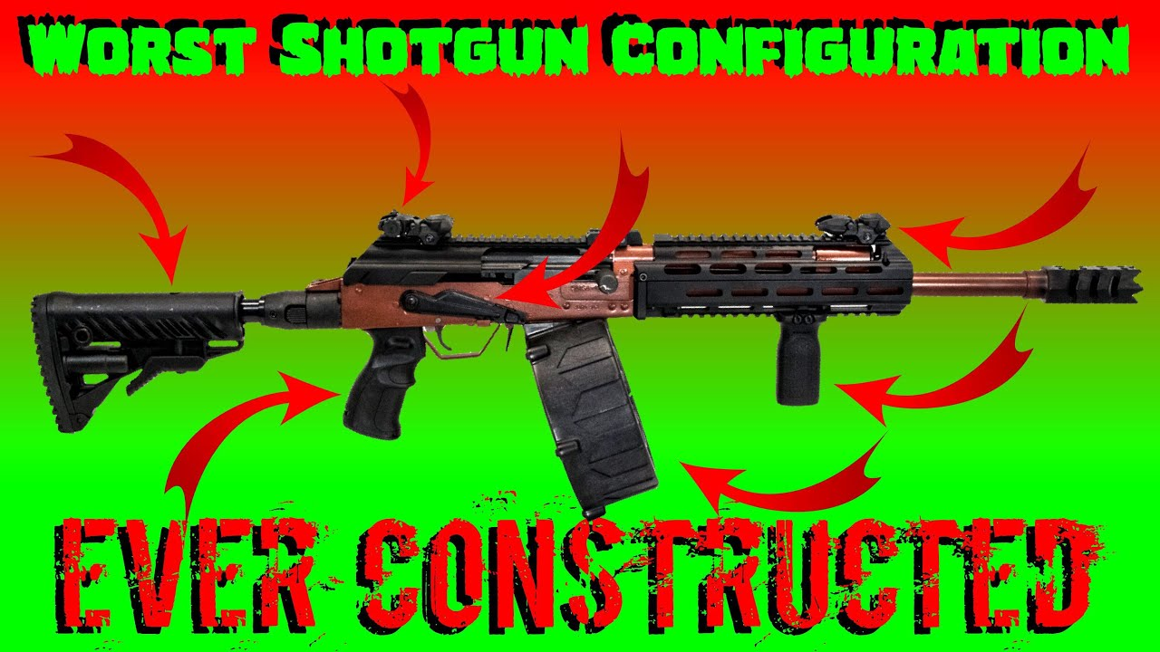 🔴 The Ugly Truth About Magazine Fed Shotguns
