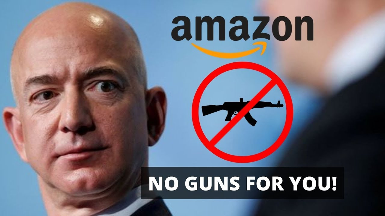 Amazon Purges Firearm Products