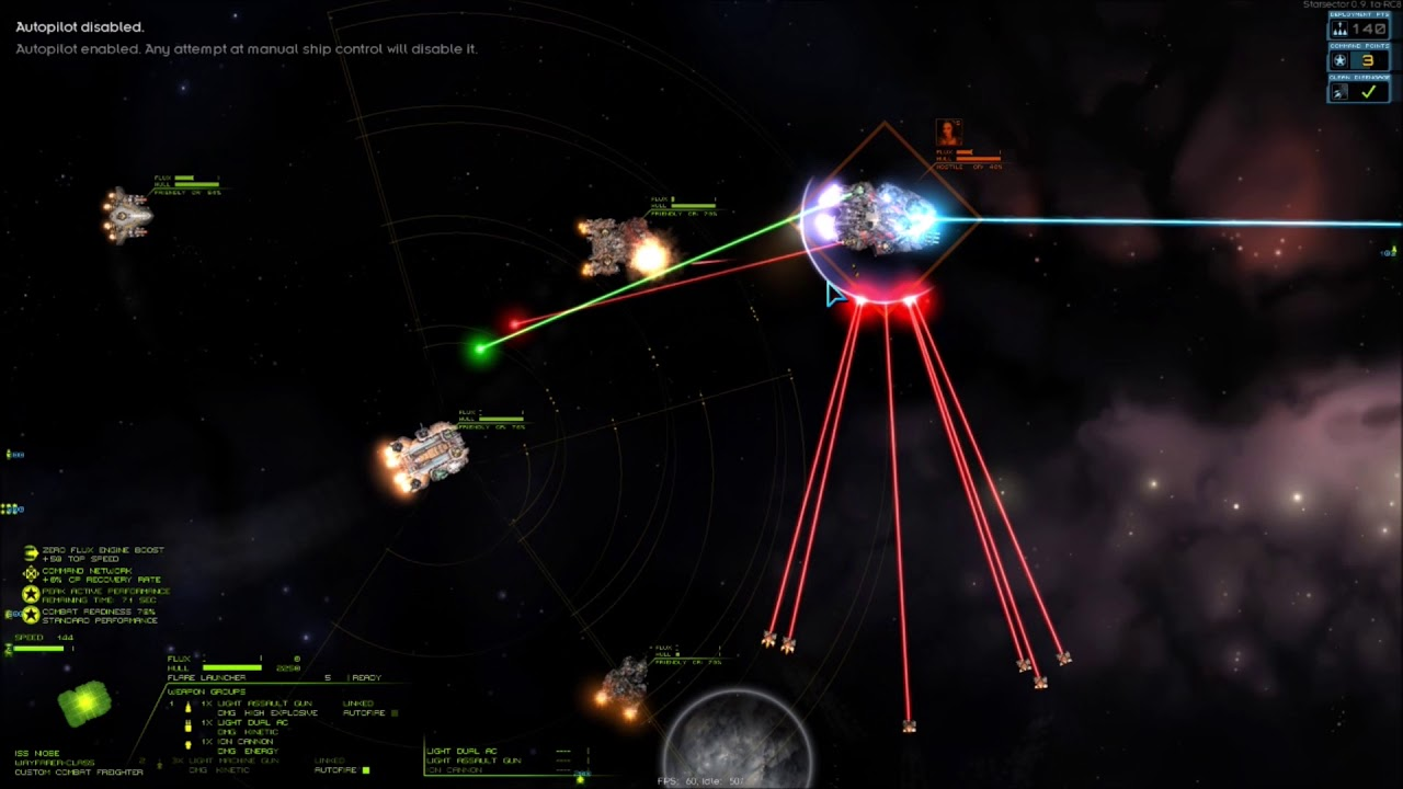 Starsector: more pirate related conflict