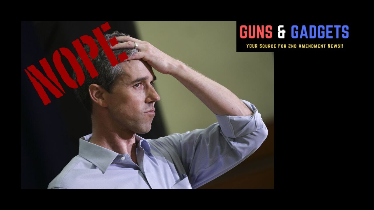 Beto Exposes Democrat Party Confiscation Plan And The Party Is Pissed!