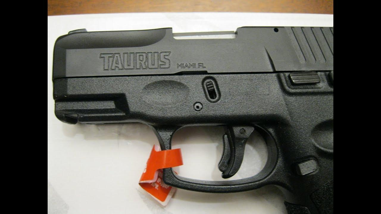Taurus G2C, The Best Budget Compact Firearm?