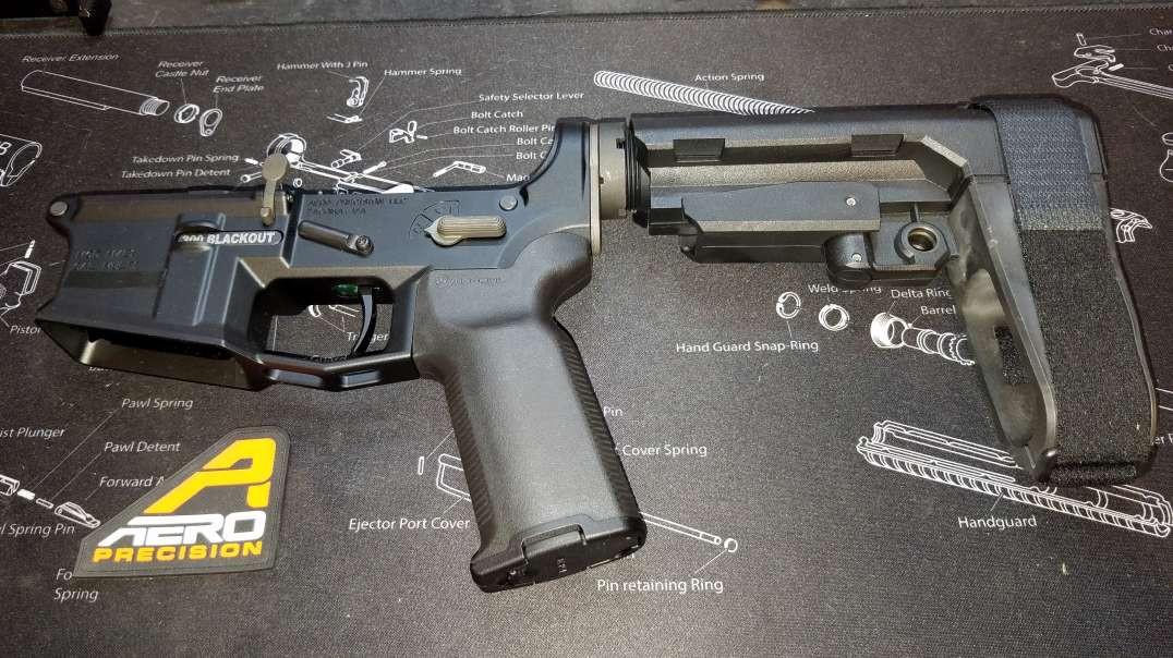 Aero Precision M4E1 lower receivers - Take a look